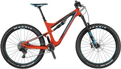 Scott Genius LT 710 Plus 27.5 Mountain Bike 2017 - Enduro Full Suspension MTB