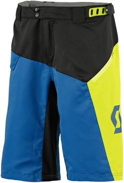 Scott Progressive Baggy Cycling Shorts With Pad
