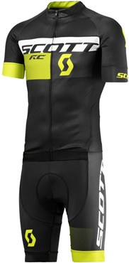 Scott RC Pro +++ Short Sleeve Cycling Jersey & Shorts