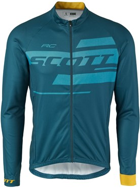 Scott RC Team 10 Long Sleeve Cycling Shirt / Jersey