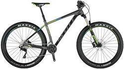Scott Scale 720 Plus 27.5 Mountain Bike 2017 - Hardtail MTB