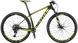 Scott Scale RC 700 World Cup 27.5 Mountain Bike 2017 - Hardtail MTB