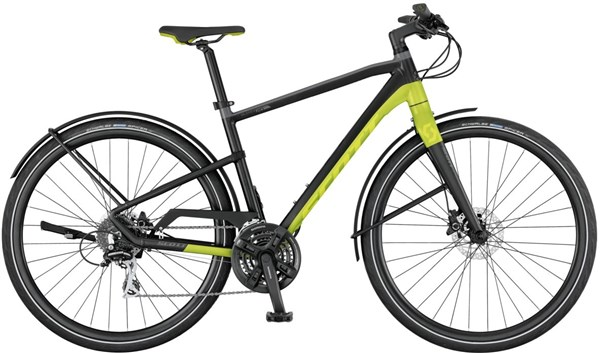 Scott Silence Speed 20 2017 - Hybrid Classic Bike