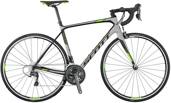 Scott Solace 30 2017 - Road Bike