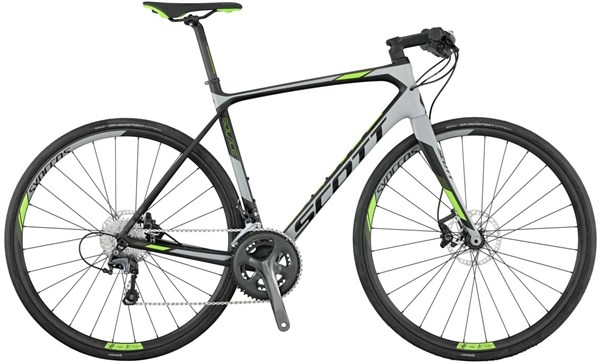 Scott Solace 30 FB Disc 2017 - Road Bike