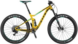 Scott Spark 720 Plus 27.5 Mountain Bike 2017 - Full Suspension MTB