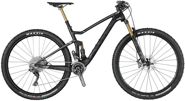 Scott Spark 900 Premium 29er Mountain Bike 2017 - Full Suspension MTB
