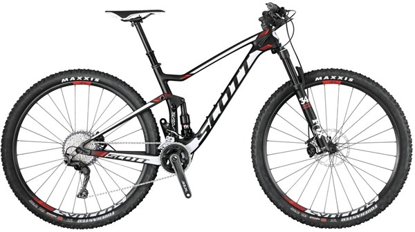 Scott Spark 920 29er Mountain Bike 2017 - Trail Full Suspension MTB