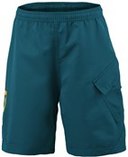 Scott Trail 20 Loose Fit With Pad Junior Baggy Cycling Shorts AW17