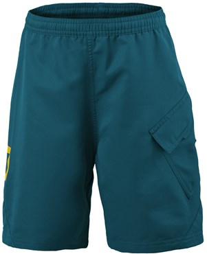 Scott Trail 20 Loose Fit With Pad Junior Baggy Cycling Shorts