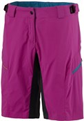 Scott Trail Flow With Pad Womens Baggy Cycling Shorts
