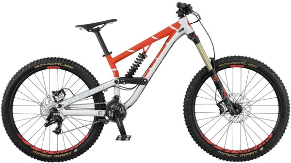 Scott Voltage FR 730 27.5 Mountain Bike 2017 - Full Suspension MTB