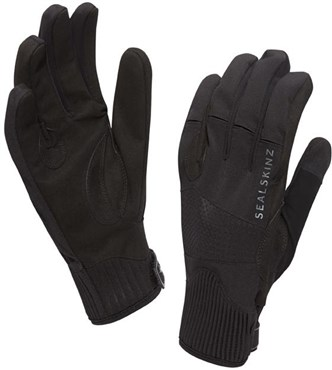 Sealskinz Chester Long Finger Cycling Gloves AW16