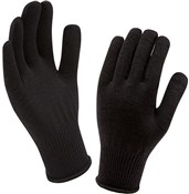 Sealskinz Merino Long Finger Cycling Gloves Liner AW16