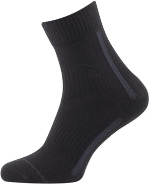 Sealskinz Road Cycling Max Ankle Socks AW17