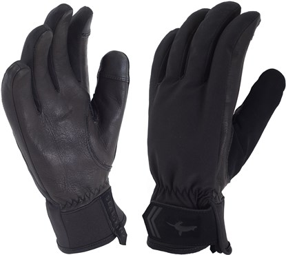 Sealskinz Womens All Season Long Finger Gloves AW17