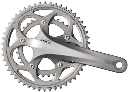 Shimano 105 FC5750 Compact Road Chainset