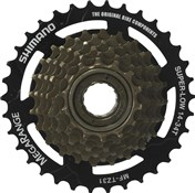 Shimano 7-speed Multiple Freewheel - 14-34 T MegaRange MFTZ31