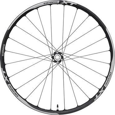 Shimano Deore XT Disc Front Wheel with 15mm Axle