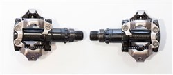 Shimano M520 SPD Clipless MTB Pedals - Pair