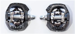 Shimano PD-M647 MTB SPD Pedals - Pair
