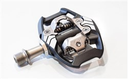 Shimano PD-M8020 XT MTB SPD Trail Pedals-Side