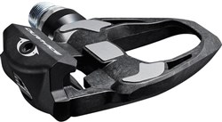 Shimano PD-R9100 Dura-Ace Carbon SPD SL Road pedals Main Side Shot