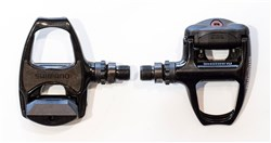 Shimano R540 SPD-SL Road Bike Pedals Side