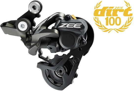 Shimano RD-M640 Zee 10 Speed Shadow Rear Derailleur