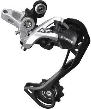 Shimano RD-M781 XT 10 Speed Shadow Design Rear GS Top Normal