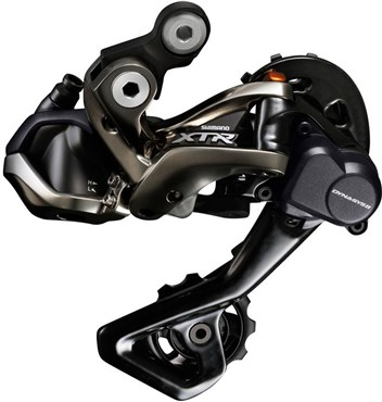 Shimano RD-M9050 XTR Di2 E-Tube Shadow + Direct Mount Compatible Rear Derailleur