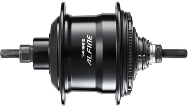 Shimano SG-S700 Alfine 11 Speed Disc Hub without Fittings