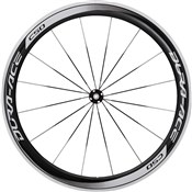 Shimano WH-9000 Dura-Ace C50-CL Carbon Clincher 50mm Front Road Wheel