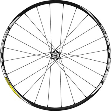 Shimano WH-MT66 29er Tubeless Ready Front MTB Wheel