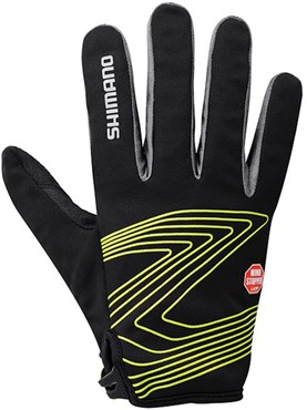 Shimano Windstopper Thin Glove