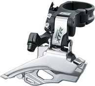 Shimano XTR M986 10 Speed Double Front Derailleur Conventional Swing Dual Pull