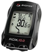 Sigma ROX 10.0 GPS Equipped Cycle Computer