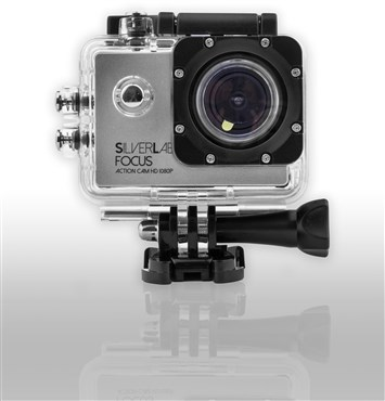 SilverLabel Focus Action Camera - 1080p