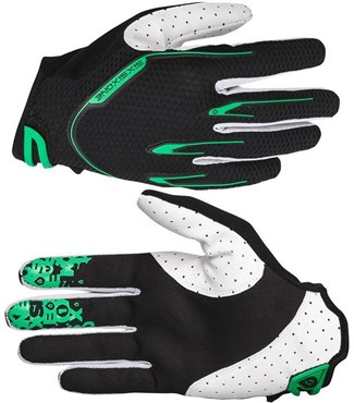 SixSixOne 661 Recon Long Finger Cycling Glove SS17