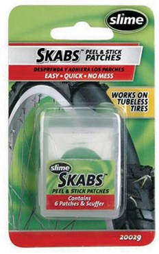 Slime Scab Self Adhesive Patches