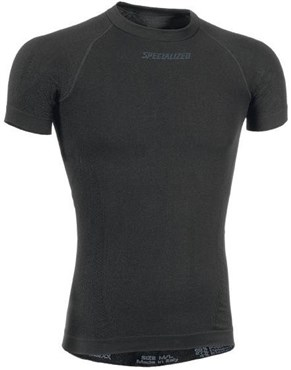 Specialized 1st Layer Seamless Short Sleeve Cycling Base Layer AW17