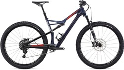 Specialized Camber Expert Carbon 29er Mountain Bike 2017 - Full Suspension MTB
