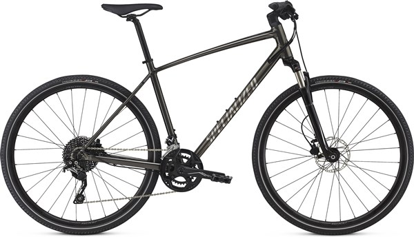 Specialized Crosstrail Elite   700c 2017 - Hybrid Sports Bike