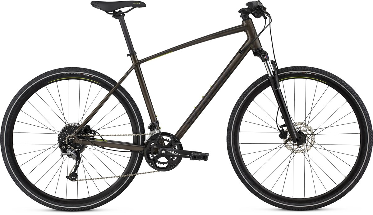 Specialized Crosstrail Sport 700c 2018 Hybrid Sports Bike