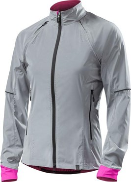 Specialized Deflect Reflect Hybrid Womens Cycling Jacket AW16