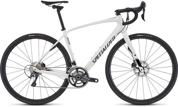 Specialized Diverge Expert Carbon  700c 2017 - Road Bike