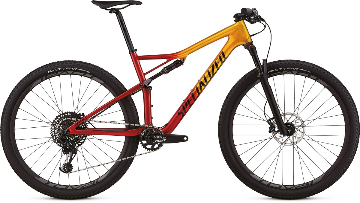 Specialized Epic Expert 29er Mountain Bike 2018 XC Full Suspension MTB