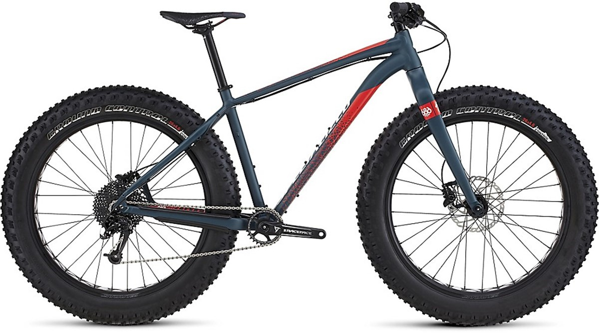 Specialized Fatboy Comp 26 Fat Bike 2017