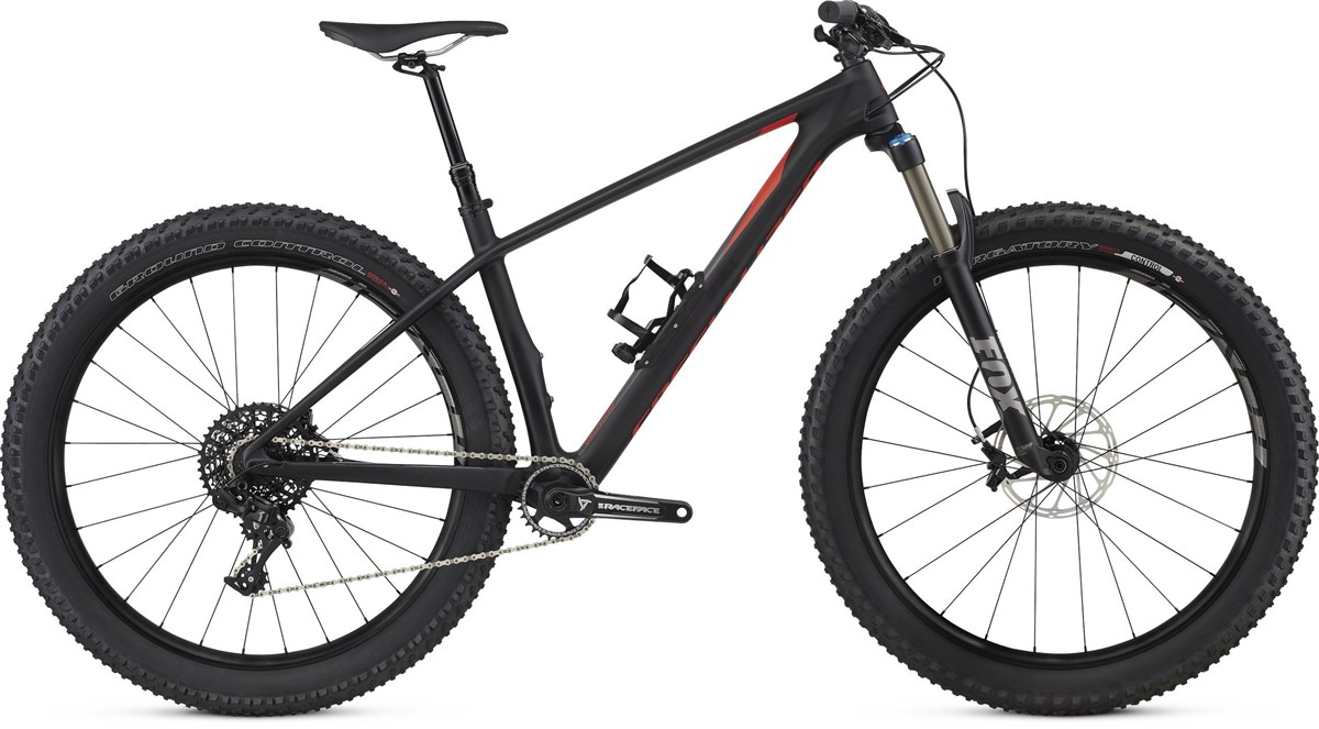 Specialized Fuse Expert Carbon 6Fattie 27.5 Mountain Bike 2018