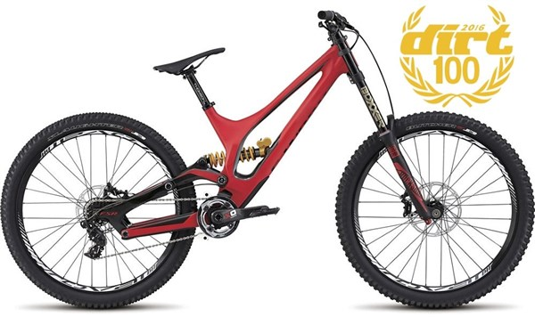 Specialized S-Works Demo 8 Mountain Bike 2016 - Full Suspension MTB